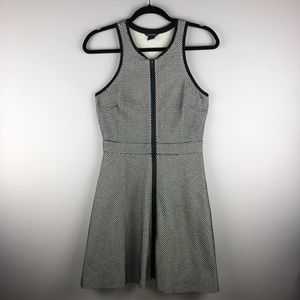 Club Monaco Fit & Flare Dress - Size 2
